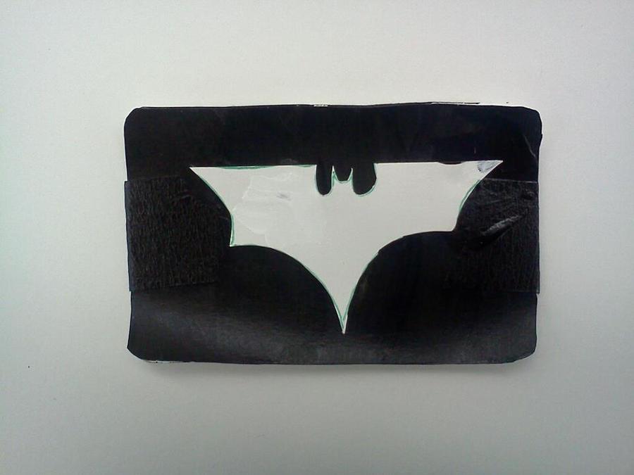 Bat Credit Card by Kongzilla2010