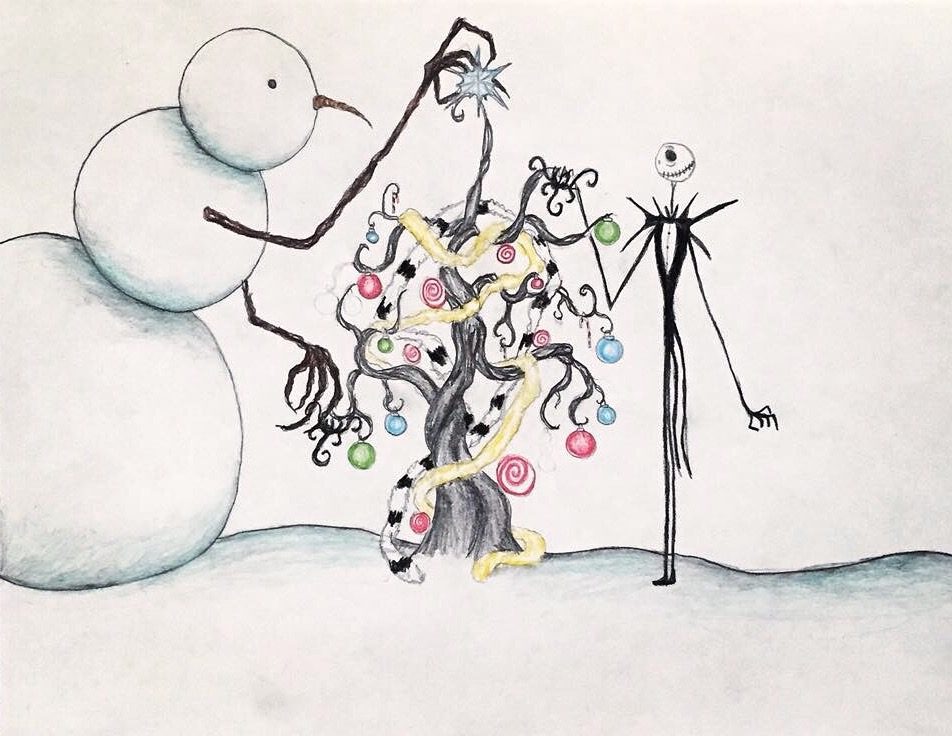 Making Christmas! by Kongzilla2010
