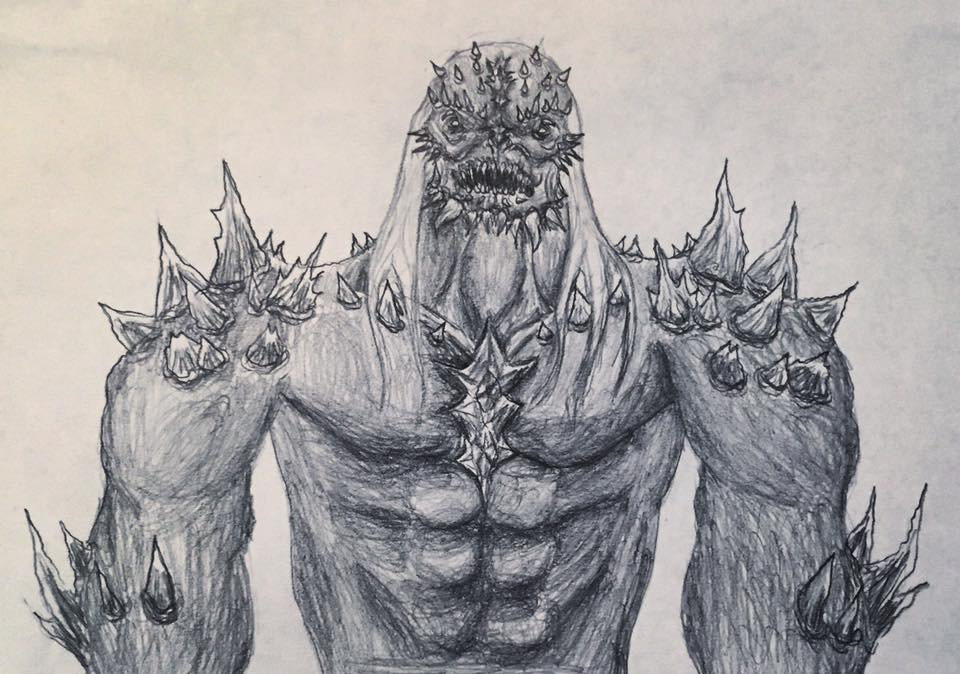 Doomsday Drawing. by Kongzilla2010