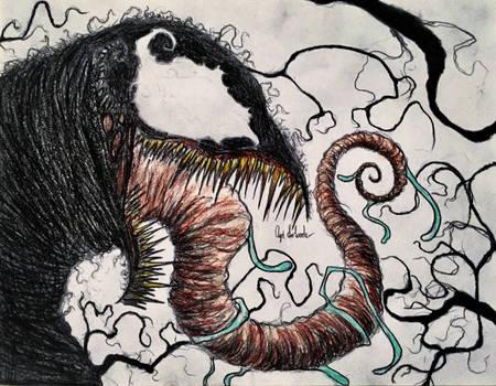 Venom Burtonesque Style.