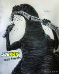 Subways New Spokesperson.