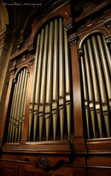 Pipe organ by MorganeS-Photographe