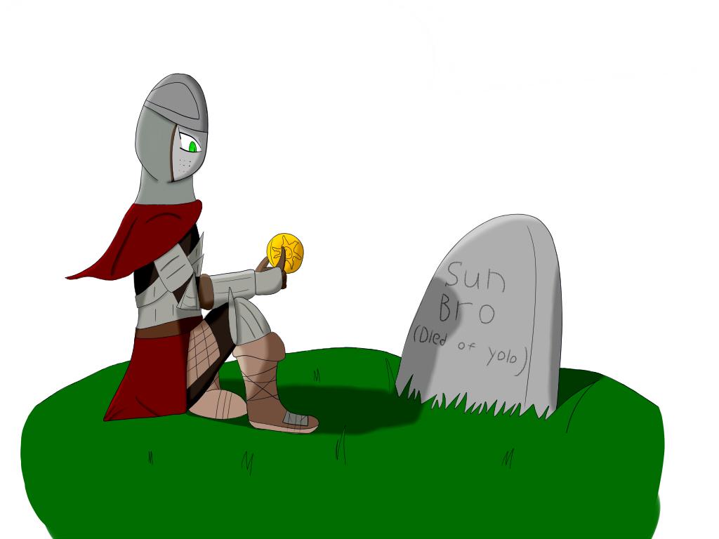 A Tragic End by trainer-mana