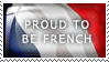 Proud to be French by Wearwolfaa