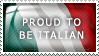 Proud to be Italian by Wearwolfaa