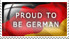 Proud to be German by Wearwolfaa