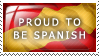 Proud to be Spanish by Wearwolfaa