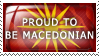 Proud to be Macedonian