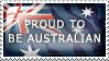 Proud to be Australian by Wearwolfaa