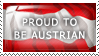 Proud to be Austrian