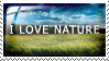 I Love Nature 2 by Wearwolfaa