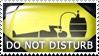 Do Not Disturb by Wearwolfaa