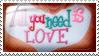 All You Need Is Love by Wearwolfaa