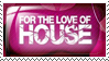 For the Love of House by Wearwolfaa