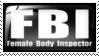 FBI by Wearwolfaa