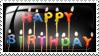 Happy Birthday by Wearwolfaa