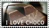 I Love Choco by Wearwolfaa