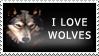 I Love Wolves by Wearwolfaa