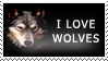 I Love Wolves by Wearwolfaa