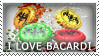 I Love Bacardi by Wearwolfaa