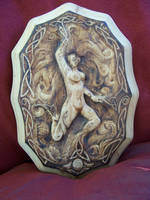 Goddess by parizadhe