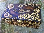 2013 Victorian Clockwork Box