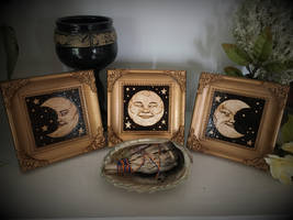 Triple Moon Tryptic