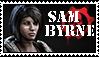 Sam Byrne Stamp by GearsGirl6295