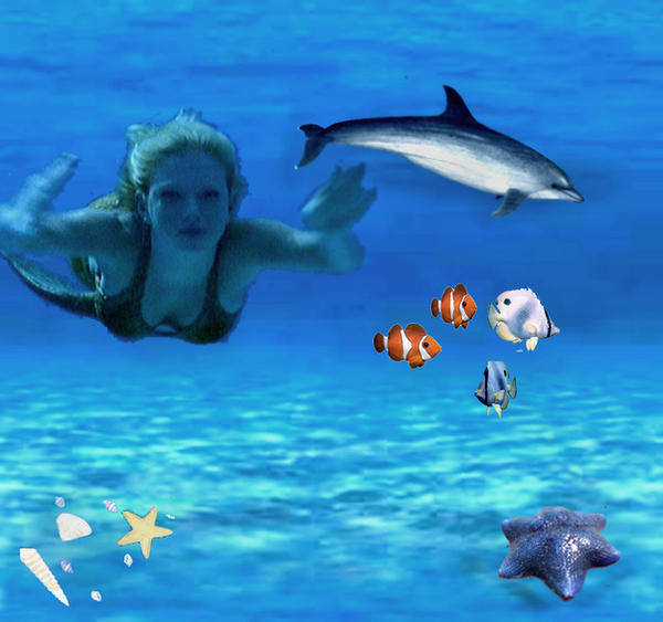 Mermaids Wallpaper Mermaid Wallpaper  Fanpop