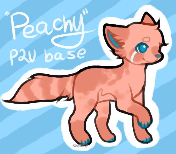 [ p2u base ] - peachy by kinstone