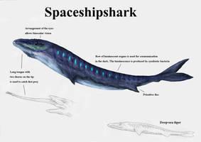 REP: Spaceshipshark by Ramul