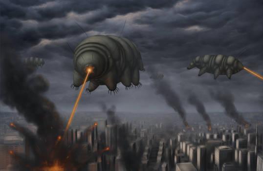 Attack of the tardigrades