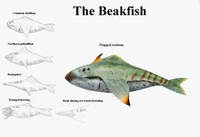 REP: The Beakfish by Ramul