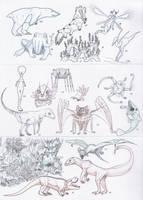 Description doodle requests #2 by Ramul