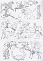Description doodle requests (final) by Ramul