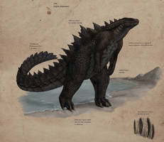 Speculative Monsterverse Bullshit: Jira by Ramul