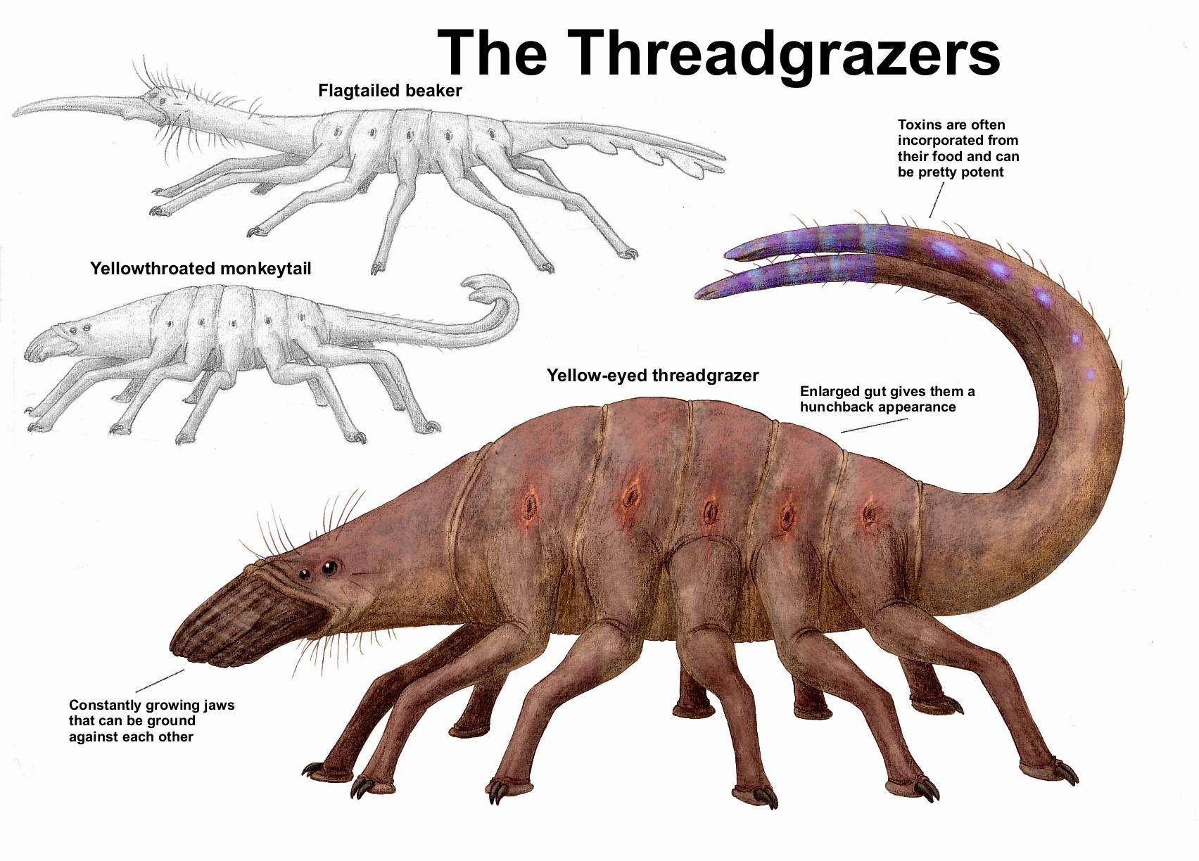 REP: The Threadgrazers