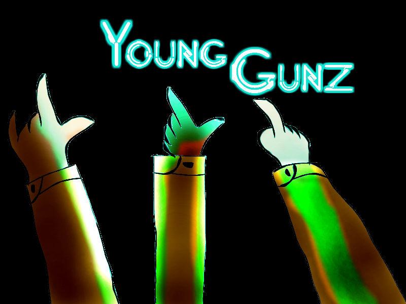 Young Gunz Logo Young Gunz- Official Logo by