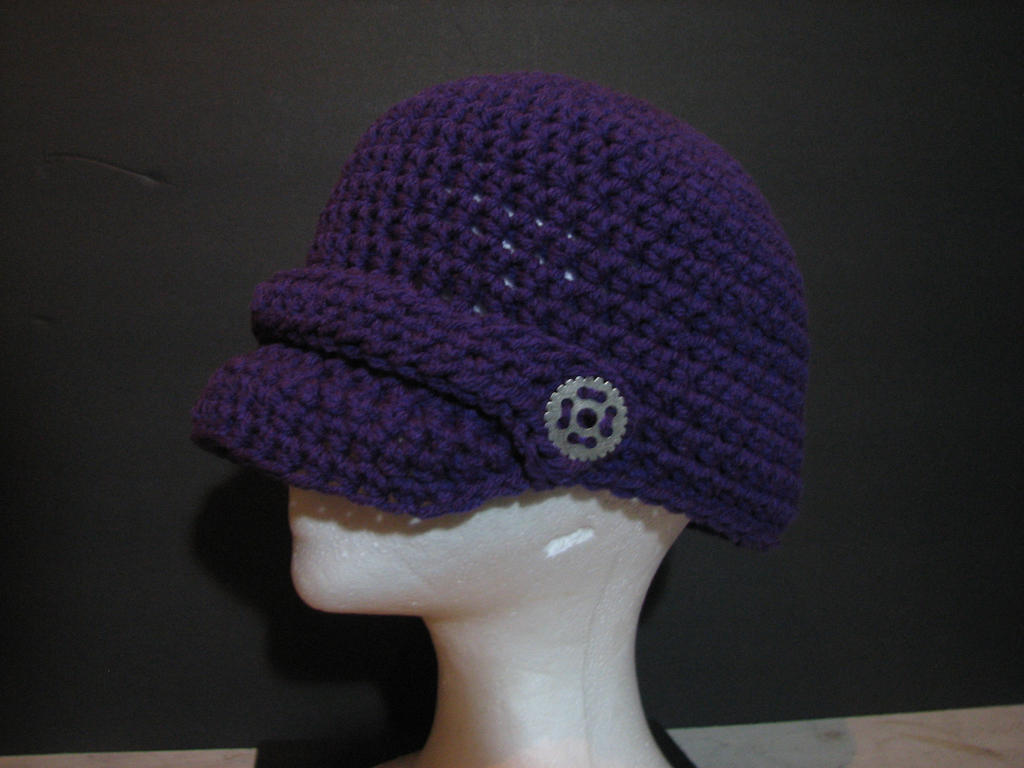 Newsboy hat by Zaraphena
