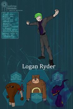 Pokemon Dream Labs - Logan Ryder