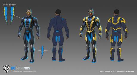 DC Legends Black Lightning