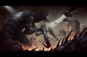 Friendly Kaiju
