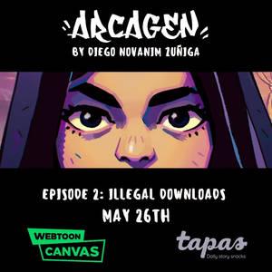 Arcagen Episode 2 Trailer