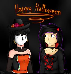.:Happy Halloween:. (Collab atrasado)