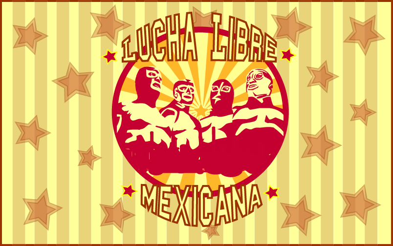 Lucha Libre Mexicana by Vilchis on DeviantArt