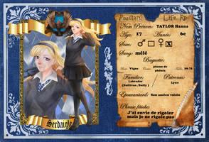 [PLR] fiche TAYLOR Hanna by sango691