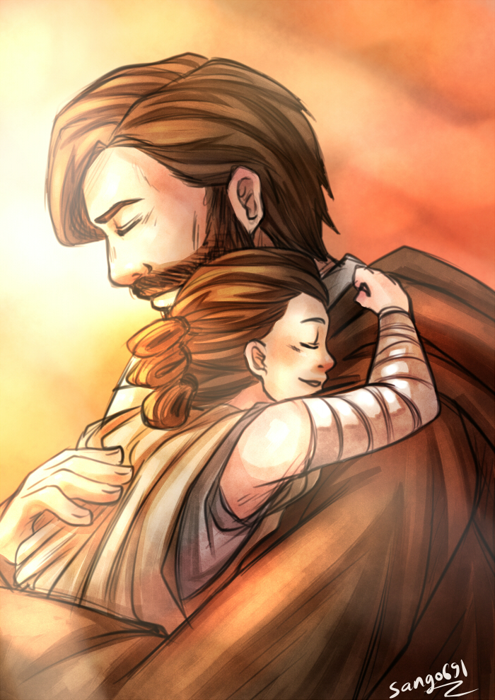anakin fanart having in obi sex wan