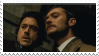 Holmes and Watson Stamp by sky665