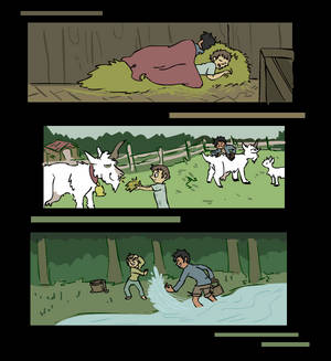 Unsounded Fan Comic Page 6