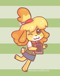 Isabelle by sky665